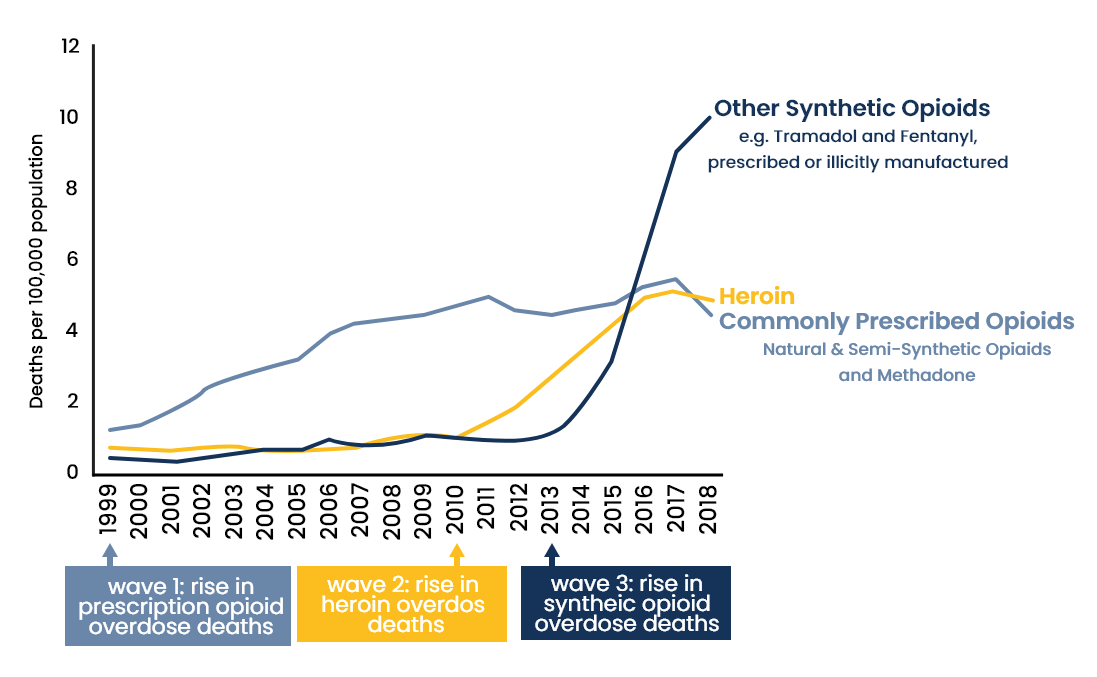 Opioid Abuse Statistics - 3 - Recovery Partner Network